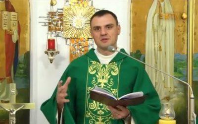 Проповідь о. Олександра Зелінського ОМІ 19 січня 2018 року