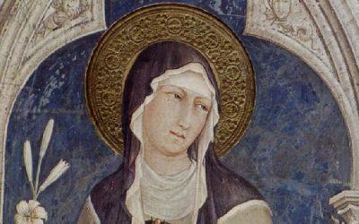 Свята Клара з Ассізі – покровителька телебачення