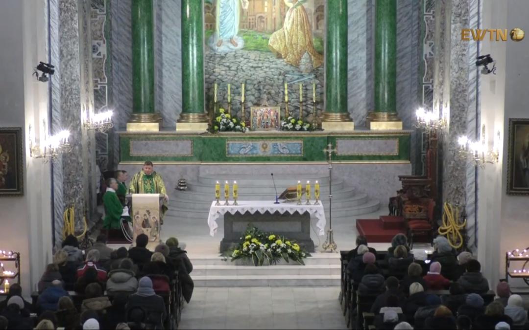 Свята Меса з собору св. Олександра в Києві
