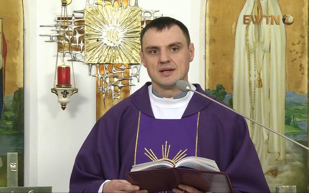 Проповідь о. Олександра Зелінського ОМІ 19 лютого 2018 року