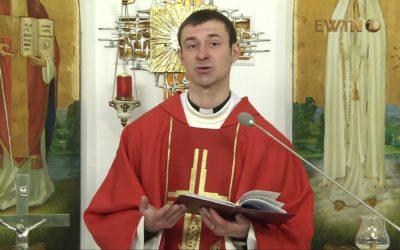Проповідь о. Богдана Савицького  ОМІ 6 лютого 2018 року