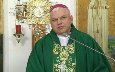 Проповідь єпископа Яцека Пиля ОМІ 12 лютого 2018 року