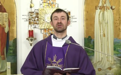 Проповідь о. Богдана Савицького ОМІ 23 лютого 2018 року