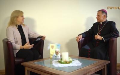 Інтерв'ю з митрополитом Мечиславом Мокшицьким
