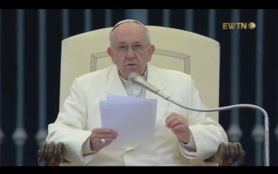 Катехеза Папи Франциска 14 березня 2018 року