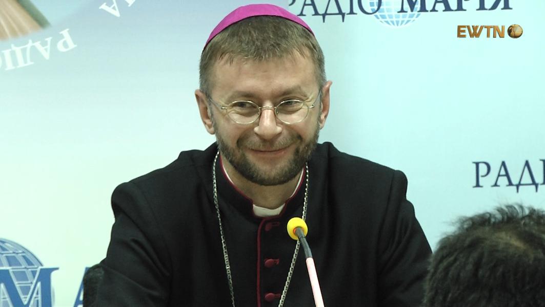 Великопісні реколекції з єпископом Едвардом Кавою OFMConv, день 3