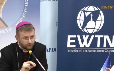 Великопісні реколекції з єпископом Едвардом Кавою OFMConv, день 2