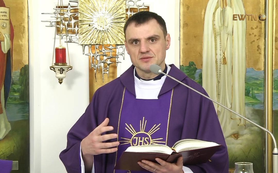 Проповідь о. Олександра Зелінського ОМІ, 26 березня 2018 р.