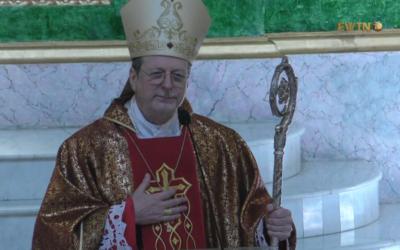 Проповідь Архієпископа Клаудіо Ґуджеротті, Апостольського Нунція в Україні, в Неділю Страстей Господніх, 25 березня 2018
