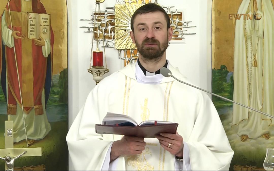 Проповідь о. Богдана Савицького ОМІ 21 червня 2018 року