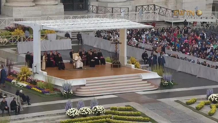 Катехеза Папи Франциска під час Генеральної аудієнції на Площі св. Петра у Ватикані, 4 квітня 2018