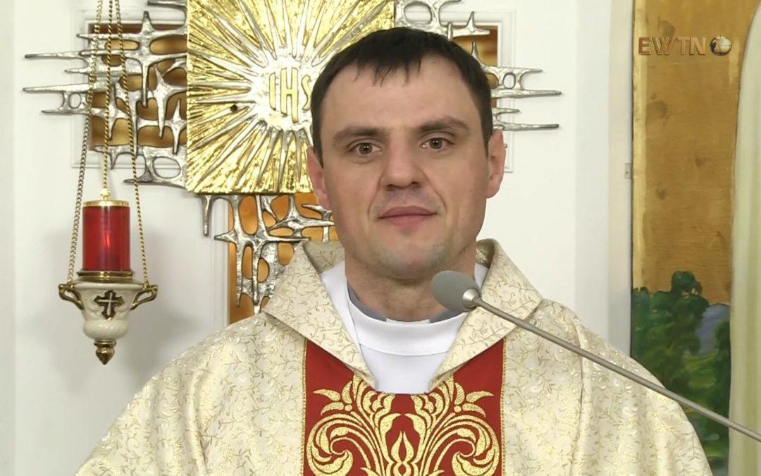 Проповідь о. Олександра Зелінського ОМІ, 6 квітня 2018