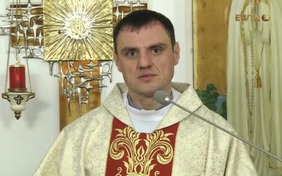 Проповідь о. Олександра Зелінського ОМІ, 3 березня 2018