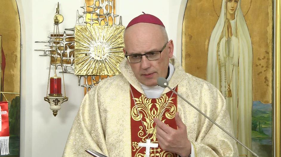 Проповідь єпископа Радослава Змітровича ОМІ 9 квітня 2018 року