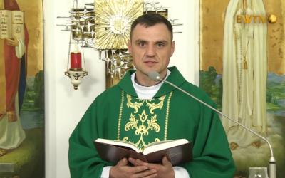 Проповідь о. Олександра Зелінського ОМІ 18 січня  2019 року