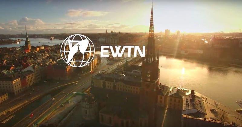 """Католицьке телебачення """"EWTN"""" розпочало мовлення у ще одній європейській країні – Швеції"""