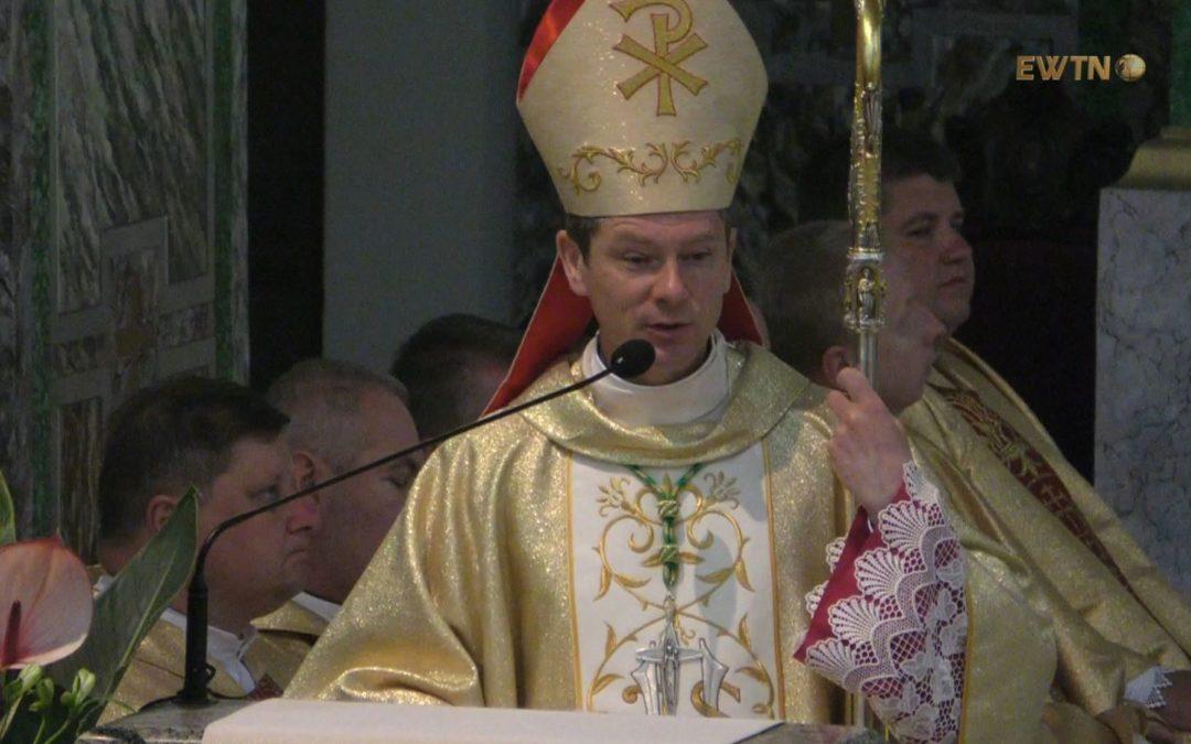 Проповідь єпископа Віталія Кривицького в Урочистість Пресвятих Тіла і Крові Христа, 3 червня 2018