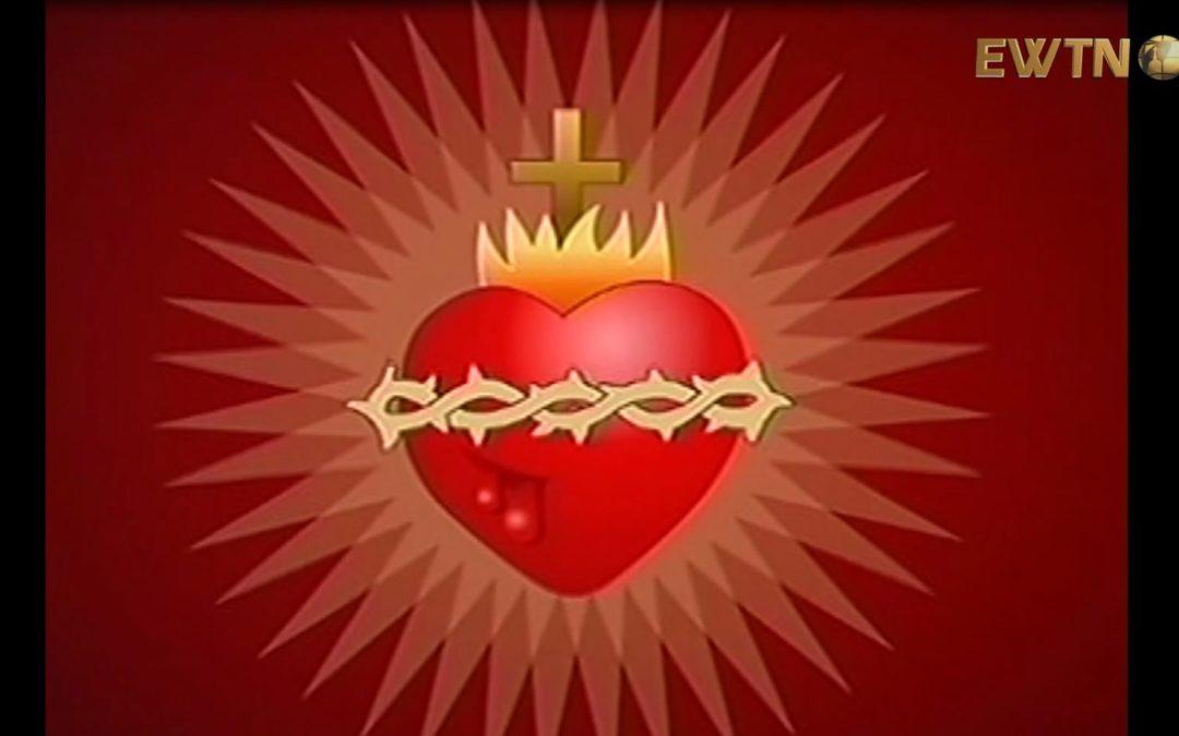Мультфільм: Св. Маргарита Марія Алякок та шанування Пресвятого Серця Ісуса