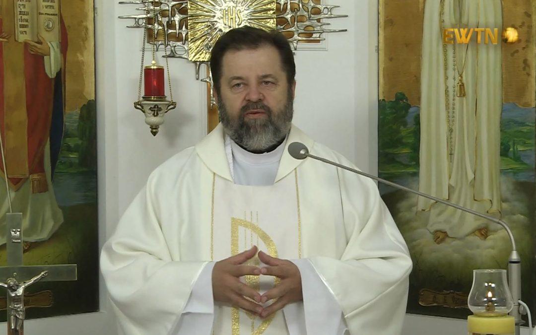 Проповідь о. Міхала Бранкевича, 1 червня 2018 р.