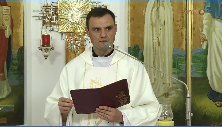 Проповідь о. Олександра Зелінського ОМІ, 27 вересня 2018 р.