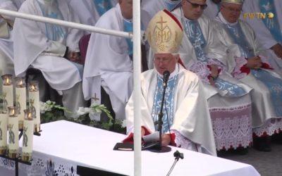 Проповідь єпископа Станіслава Широкорадюка, Санктуарій Матері Божої Бердичівської, 21 липня 2018