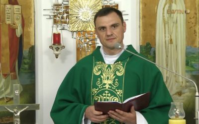 Проповідь о. Олександра Зелінського ОМІ 19 липня