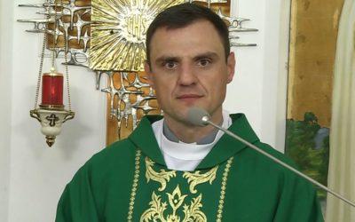 Проповідь о. Олександра Зелінського ОМІ, 15 січня 2018
