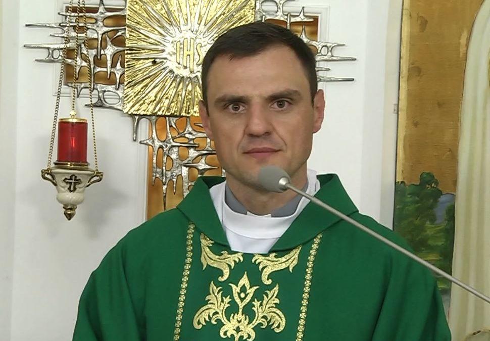 Проповідь о. Олександра Зелінського ОМІ 18 липня 2018 року