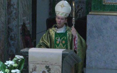 Проповідь єпископа Віталія Кривицького, 12 серпня 2018