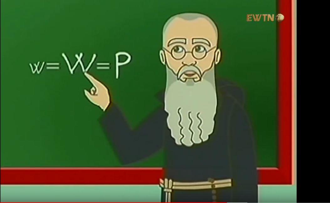 Святий Максиміліан Марія Кольбе (мультфільм)
