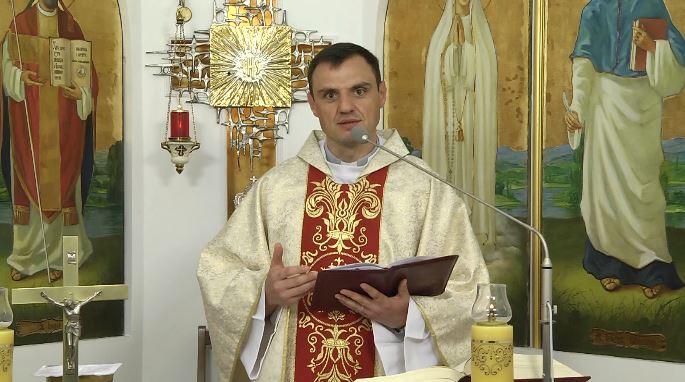 Проповідь о. Олександра Зелінського ОМІ, 1 серпня 2018