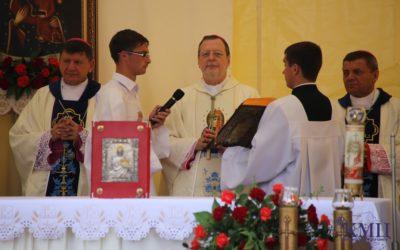 У Тиврові відбулось відкриття й освячення Меморіалу мучеників за віру