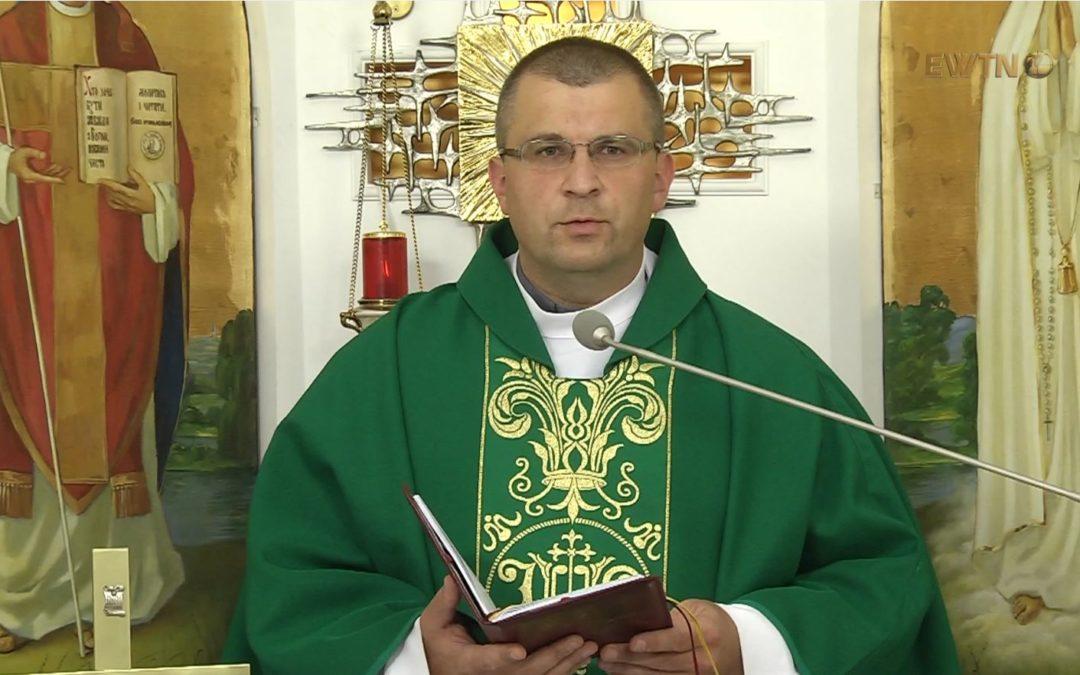 Проповідь о. Григорія Рассоленка, 19 вересня 2018
