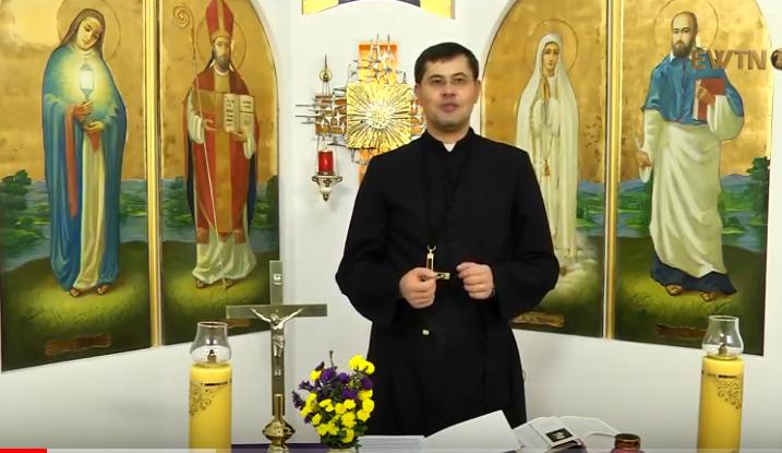 Свята Меса в намірі за померлих, о. Павло Вишковський ОМІ
