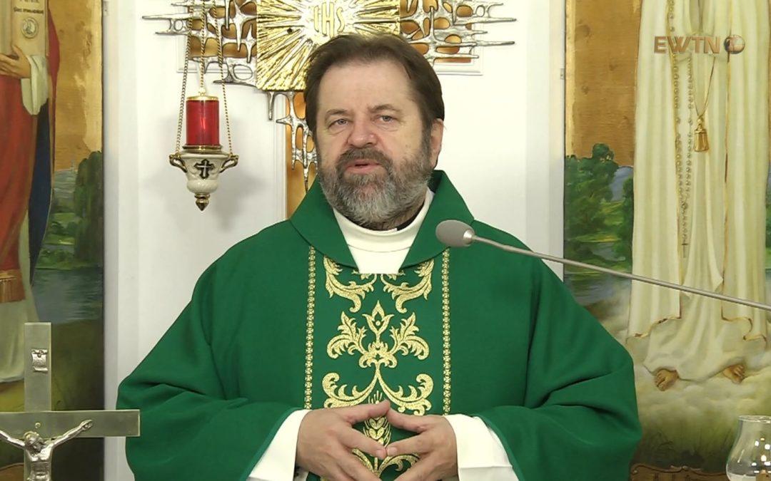 Проповідь о. Міхала Бранкевича, 13 листопада 2018