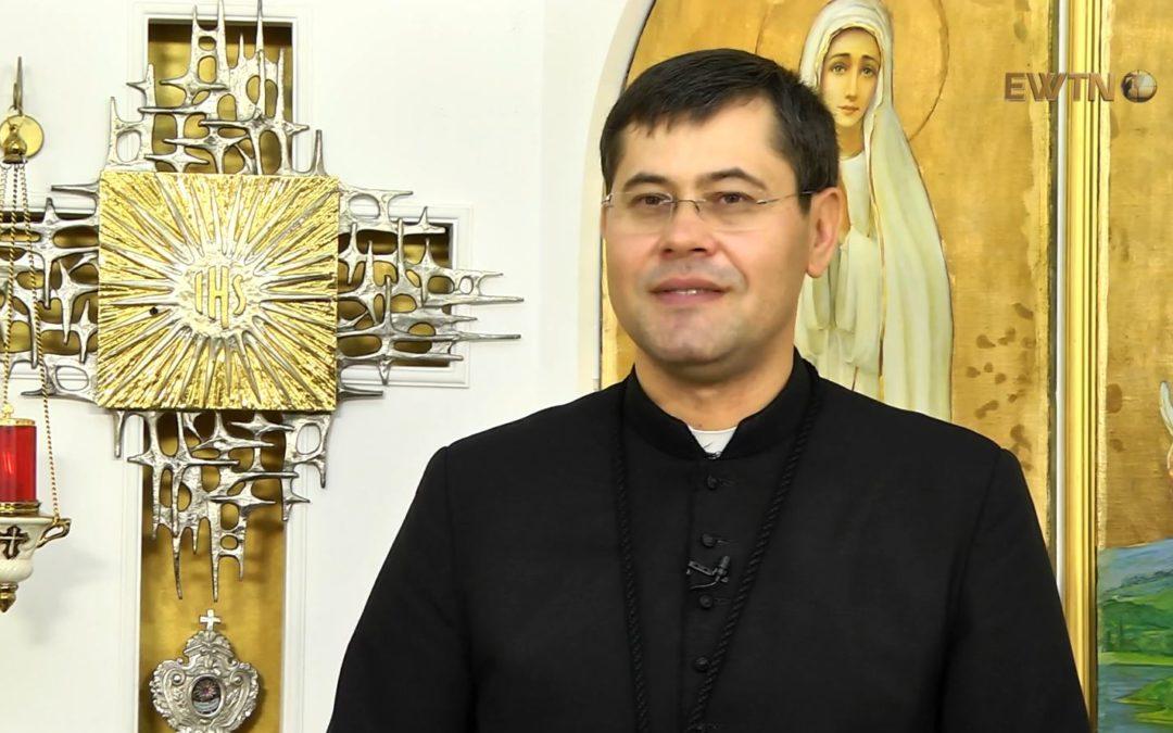 Молитва і добрі вчинки, жертвувані за померлих, о. Павло Вишковський ОМІ