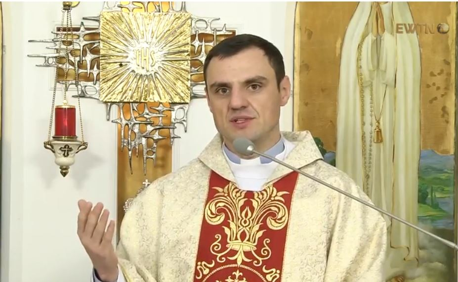 Проповідь о. Олександра Зелінського ОМІ, 9 листопада 2018