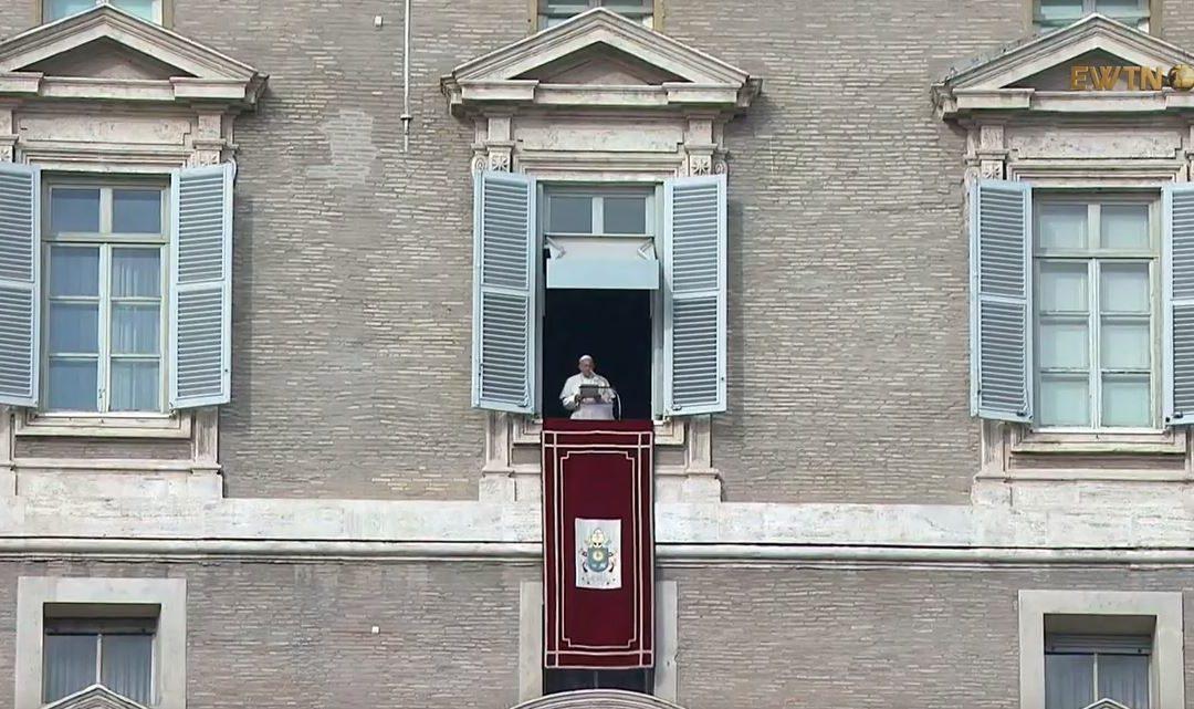 "Молитва ""Царице Неба"" з Папою Франциском, 19 травня 2019"