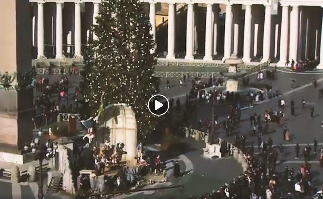 Католицький телеканал «EWTN» у співпраці з Католицьким Медіа-Центром транслюватимуть наживо в кабельних мережах і в Інтернеті Різдвяні Богослужіння