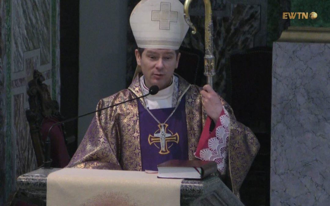 Проповідь єпископа Віталія Кривицького, 2 грудня 2018 р