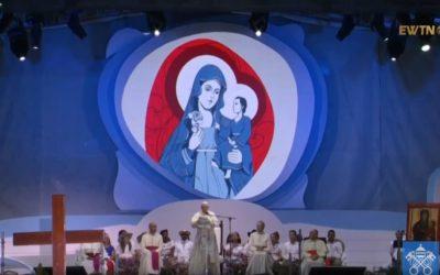 Звернення Папи Франциска до молоді на завершення Хресної Дороги на ВДМ у Панамі, 26 січня 2019