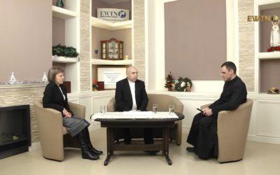 Ток-шоу «ВІДВЕРТІ РОЗМОВИ» Тема: Католицьке Телебачення Віковічного Слова EWTN Україна – в ефірі та за лаштунками