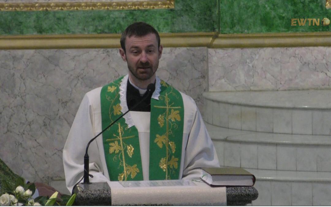 Проповідь о. Богдана Савицького ОМІ в соборі св. Олександра, 3 лютого 2019