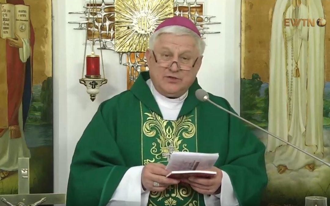 Проповідь єпископа Станіслава Широкарадюка ОFM 27 лютого 2019