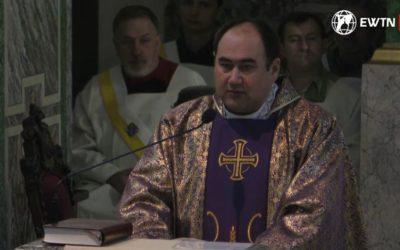 Проповідь о. Станіслава Інжиєвського, 24 березня 2019, ІII неділя  Великого Посту