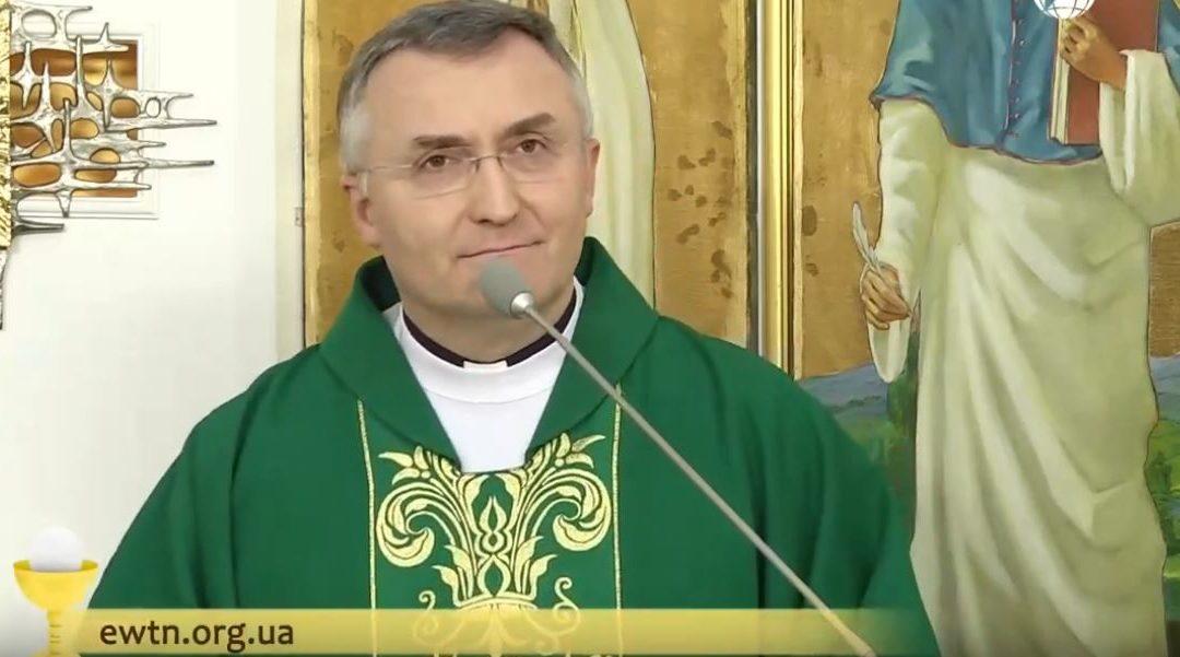 Проповідь о. Даріуша Галанта ОМІ 5 березня 2019 року