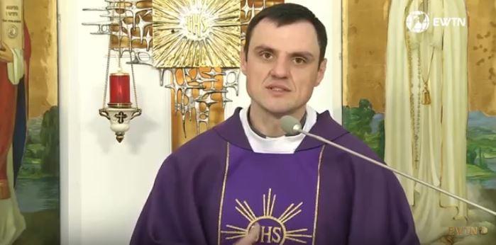 Проповідь о. Олександра Зелінського ОМІ 3 квітня
