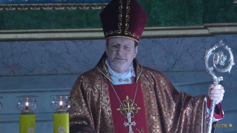 Проповідь Апостольського Нунція Архієпископа Клаудіо Ґуджеротті, Вербна неділя, 14 квітня 2019
