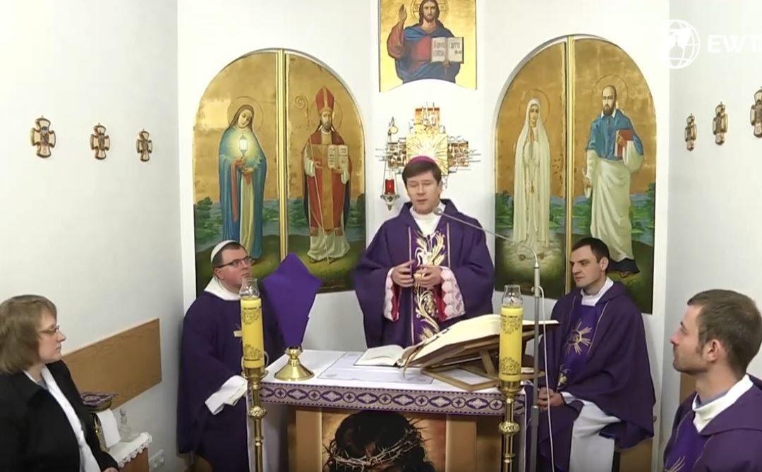 Проповідь єпископа Віталія Кривицького SDB 17 квітня 2019 року