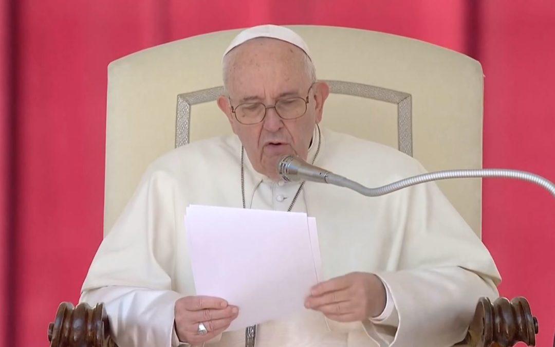 Аудієнція Папи Франциска 1 травня 2019 року